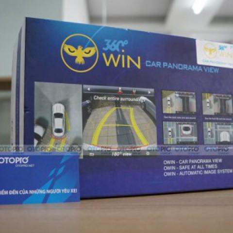 Camera 360 ô tô Owin Sony siêu nét