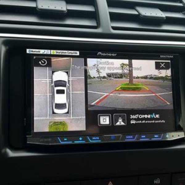 Camera 360 cho Xe Toyota Camry