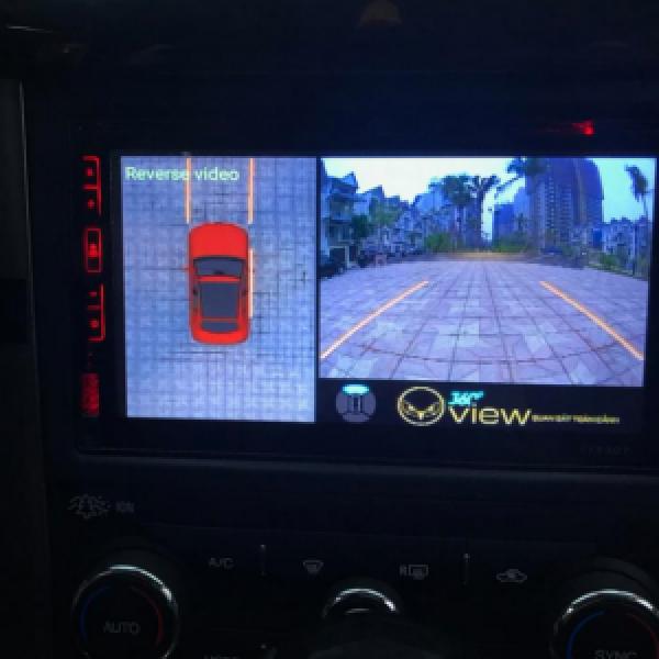 Camera 360 cho xe Chevrolet Captiva