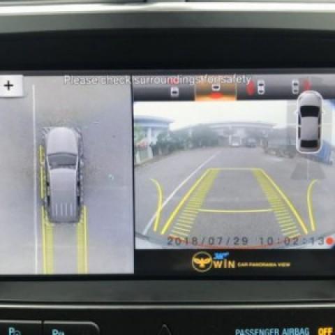Camera 360 cho xe Ford Explorer