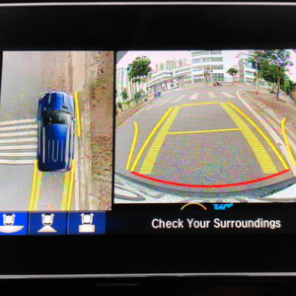 Camera 360 cho xe Honda Crv