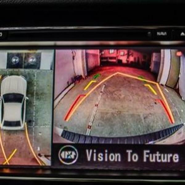 Camera 360 cho xe Kia Sedona