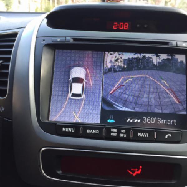 Camera 360 cho xe Kia Sorento