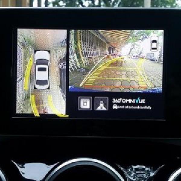 Camera 360 cho xe Mercedes Benz C200
