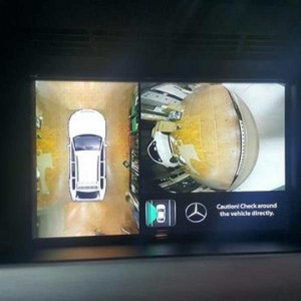 Camera 360 cho xe Mercedes Benz GLK 250