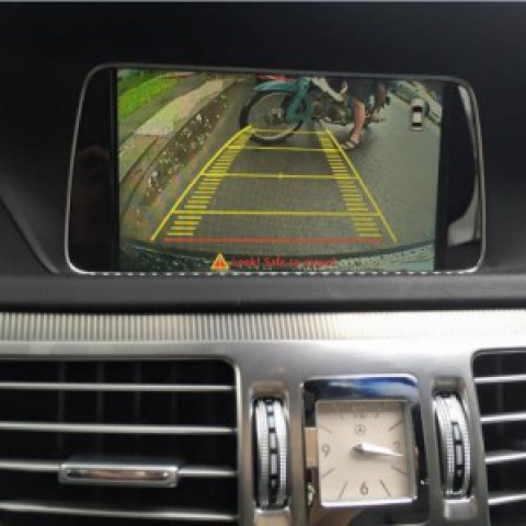 Camera 360 cho xe Mercedes E250