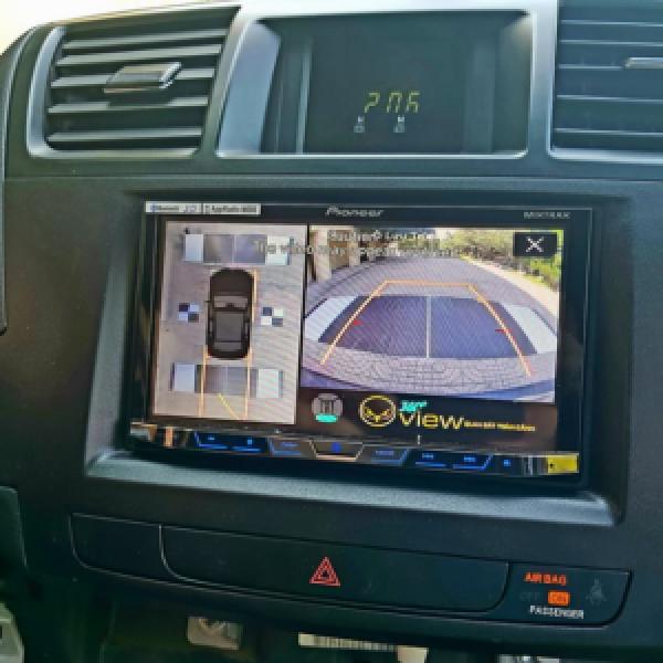 Camera 360 cho xe Toyota Highlander