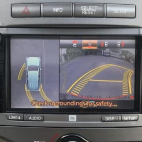 Camera 360 cho xe Toyota Venza