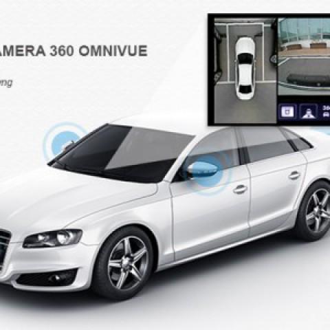 Camera 360 ô tô Omnivue