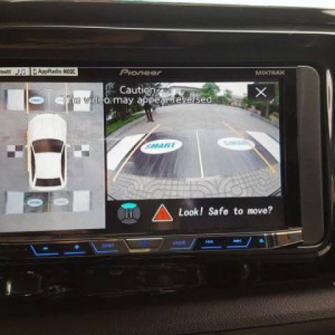 Camera 360 ô tô SMART
