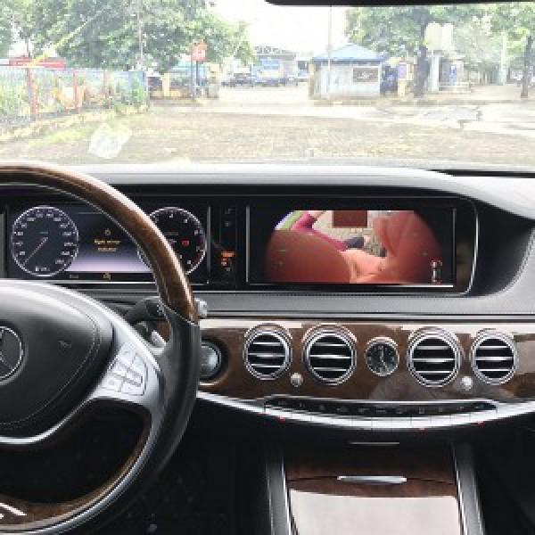 Camera 360 cho xe Mercedes S400