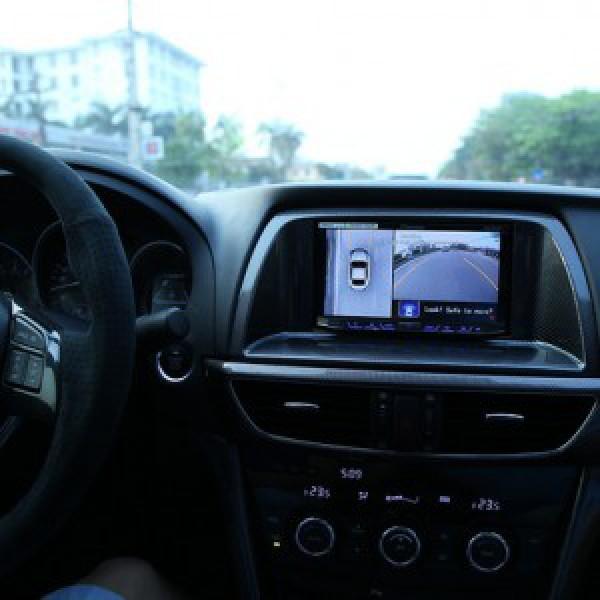 Camera 360 ô tô Oris