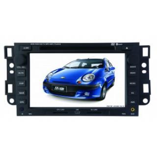 Màn hình đầu DVD cho xe Chevrolet Captiva 2009-2011