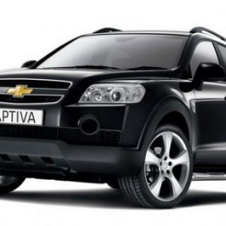 Body kits Chevrolet Captiva