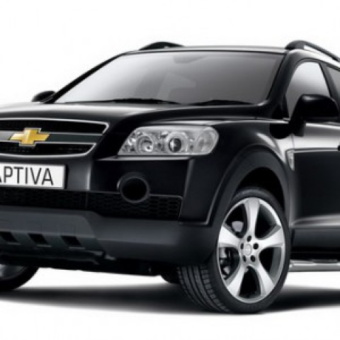 Body kits Chevrolet Captiva