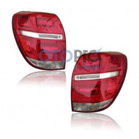 Đèn hậu độ LED nguyên bộ xe Captiva mẫu GM