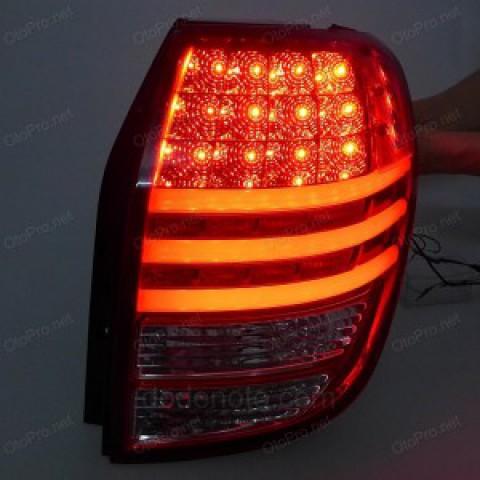 Đèn hậu led nguyên bộ cho xe Chevrolet Captiva mẫu Superlux