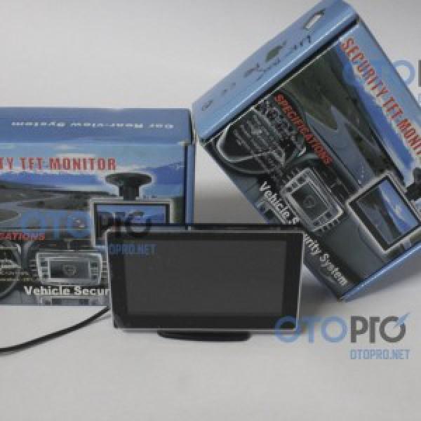 Màn hình Taplo đứng 3.5 inch, 4.3 inch cho xe Chevrolet Captiva