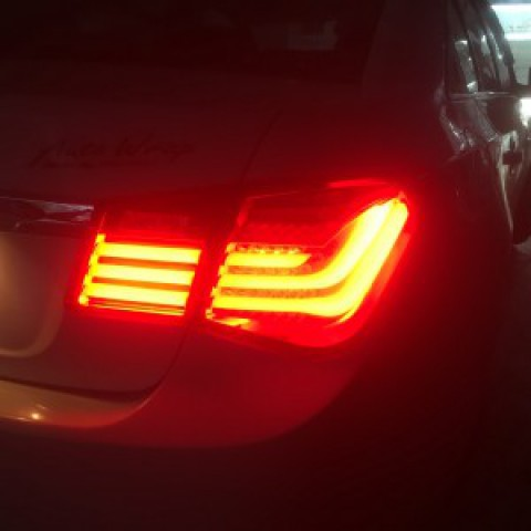 Chevrolet Cruze Độ Đèn hậu  led nguyên bộ mẫu BMW