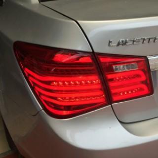 Chevrolet Lacetti  2009 Độ Đèn Hậu Mẫu Mercedes