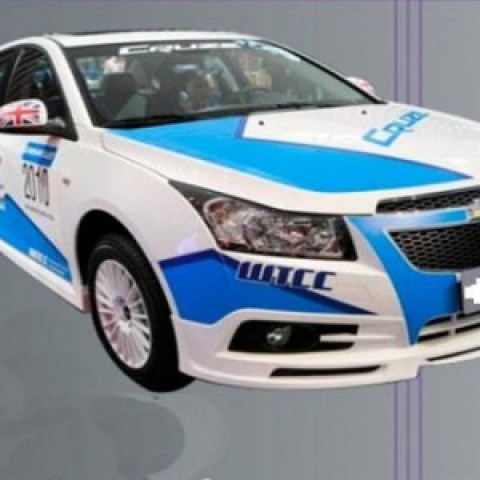 Body Lips cho xe Chevrolet Cruze mẫu 1
