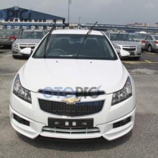 Body Lips cho xe Chevrolet Cruze mẫu S