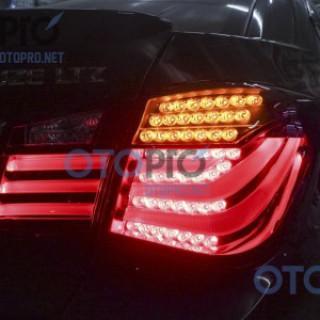 Đèn hậu led nguyên bộ cho xe Lacetti/Cruze mẫu BMW Series 7