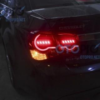 Module đèn hậu độ LED cho xe Lacetti/Cruze