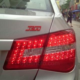 Đèn hậu do LED nguyên bộ cho xe Lacetti Cruze kiểu Mercedes