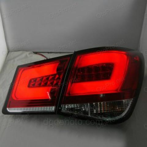 Đèn hậu độ LED nguyên bộ cho xe Lacetti/Cruze mẫu khối