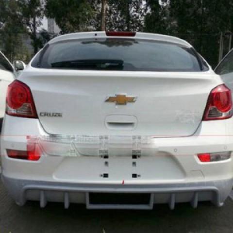 Lip sau thể thao dành cho xe Lacetti mẫu 5