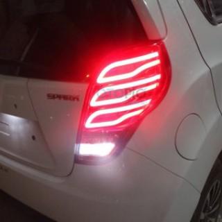 Đèn hậu độ LED nguyên bộ cho Spark mẫu Mercedes