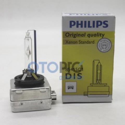Bóng xenon D1S ánh sáng 6000K Philips chính hãng