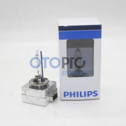 Bóng đèn xenon D3S ánh sáng 6000k chính hãng Philips