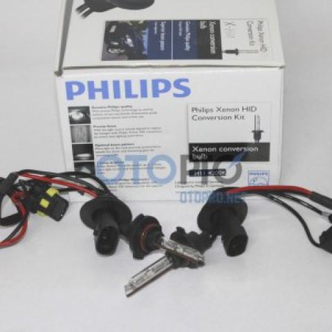 Bóng đèn xenon chính hãng Philips H11 4200k