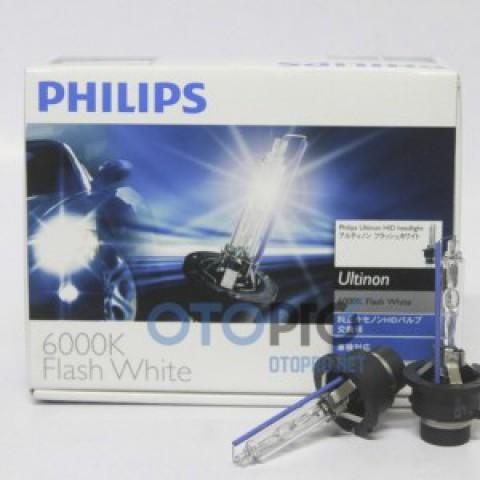 Bóng đèn xenon Philips D2S 6000k chính hãng
