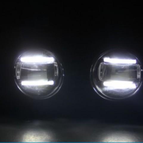 Đèn gầm độ bi Q5 cho Toyota Venza