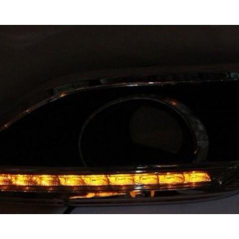 Đèn LED Daylight màu trắng vàng cho CR-V 2013