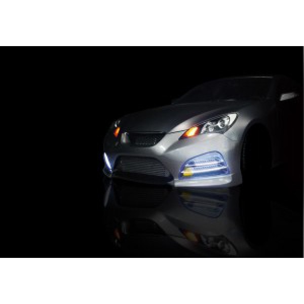 Đèn gầm LED mẫu M&S cho Genesis Coupe