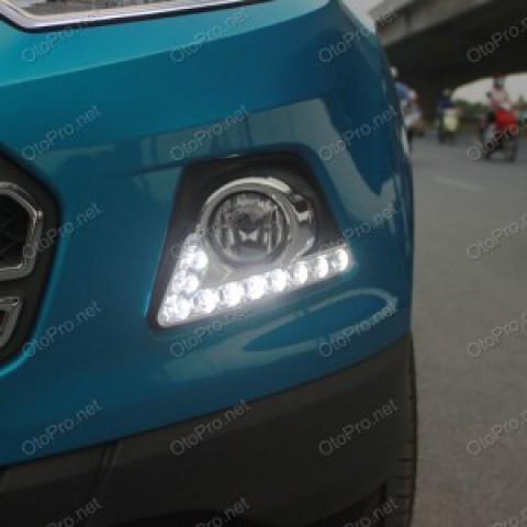 Ốp đèn gầm độ LED daylight cho Ford Ecosport