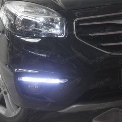 Đèn gầm daylight độ LED nguyên bộ cho xe Koleos 2014