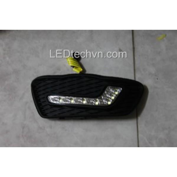 Đèn gầm LED cho Mercedes C-Class