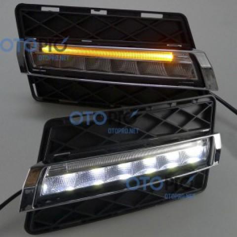 Đèn gầm LED daylight cho xe Mercedes GLK