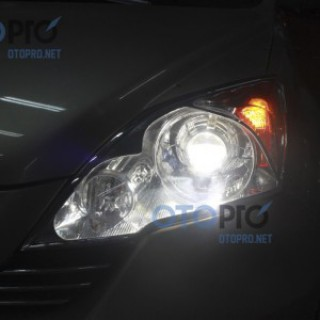 Honda CRV 2008 độ đèn bi xenon
