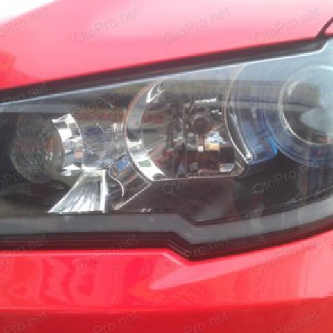 Độ dải LED mí khối Daylight cho xe Mitsubishi Lancer