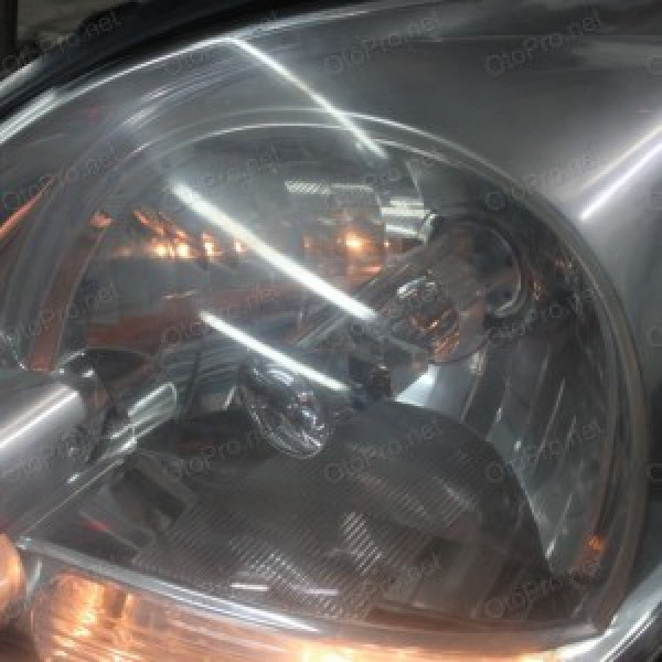 Lắp mini projector H4 cho xe Mitsubishi Jolie