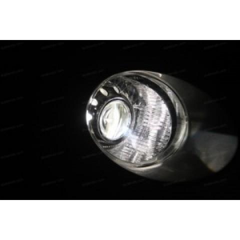 Độ đèn bi Xenon, Projector cho xe Nissan Juke