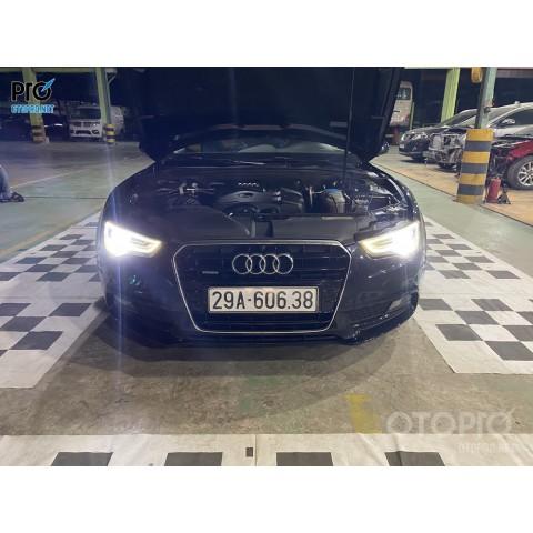 Audi A5 2012 độ Bi Led X-Light V20