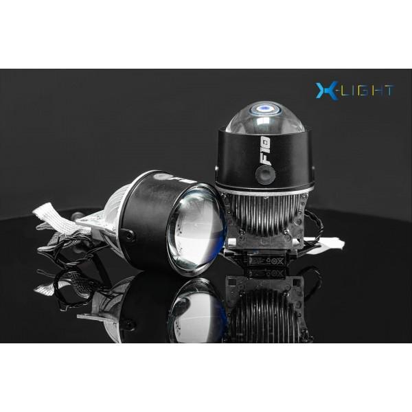 Bi Gầm Led X-Light F10
