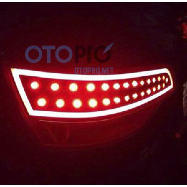 Độ đèn hậu LED cho xe Audi Q7